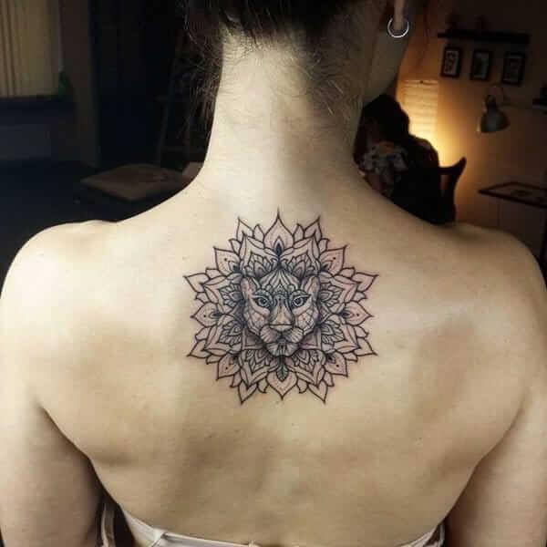 Mandala Tattoo Modelleri