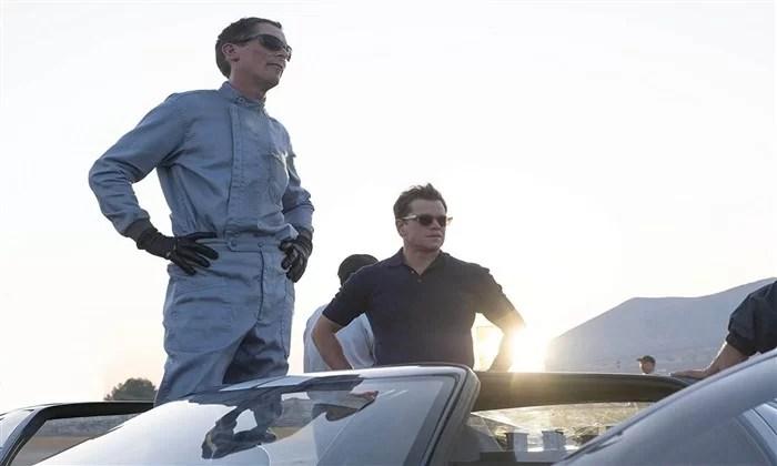 Asfaltın Kralları - Ford v Ferrari Film İzle