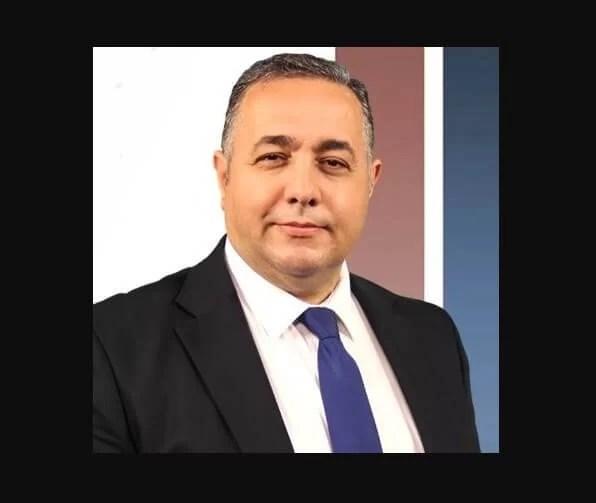 Gazeteci Zafer Şahin