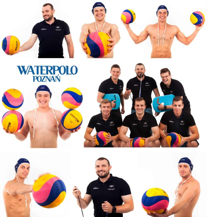 waterpolo Poznań 1