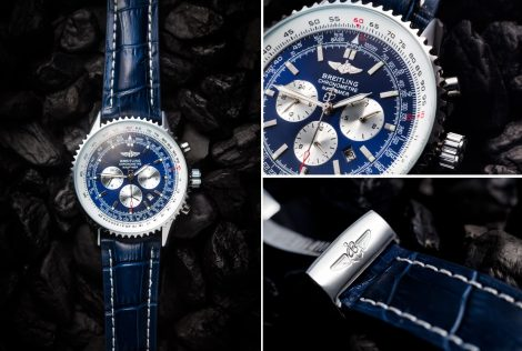 fotografia reklamowa produktowa zegarek Breitling