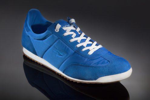 buty sportowe niebieskie