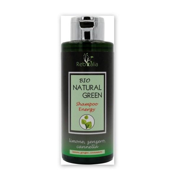 Energijski šampon Bio Natural Green