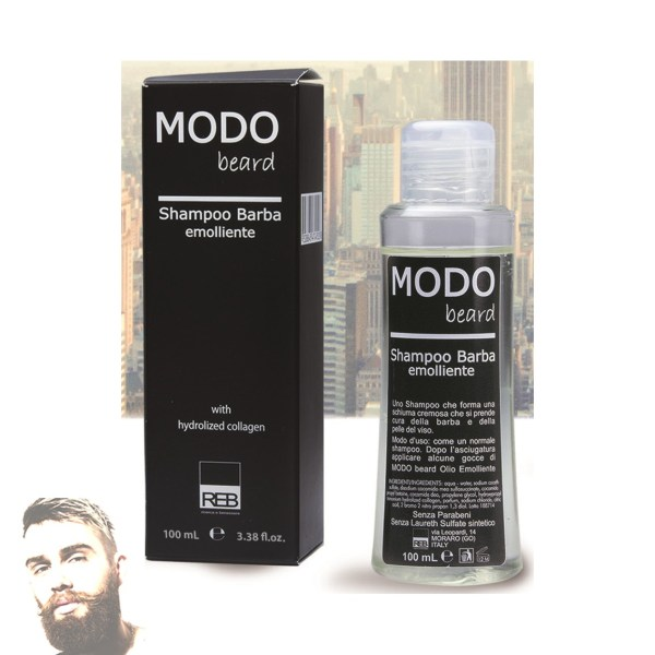 Šampon za brado MODO