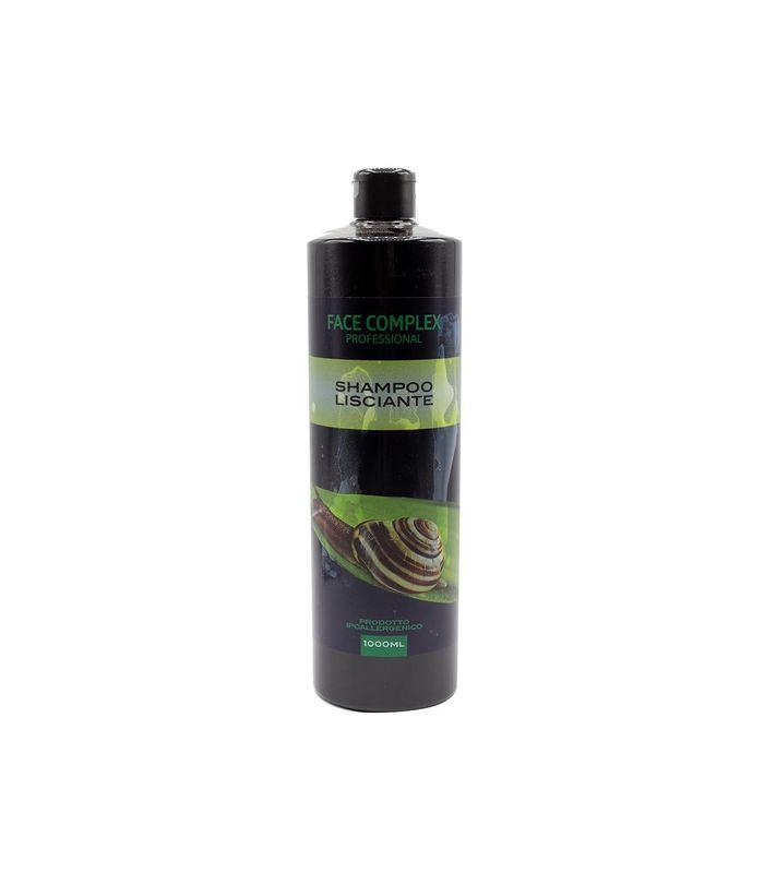 šampon za glajenje las res