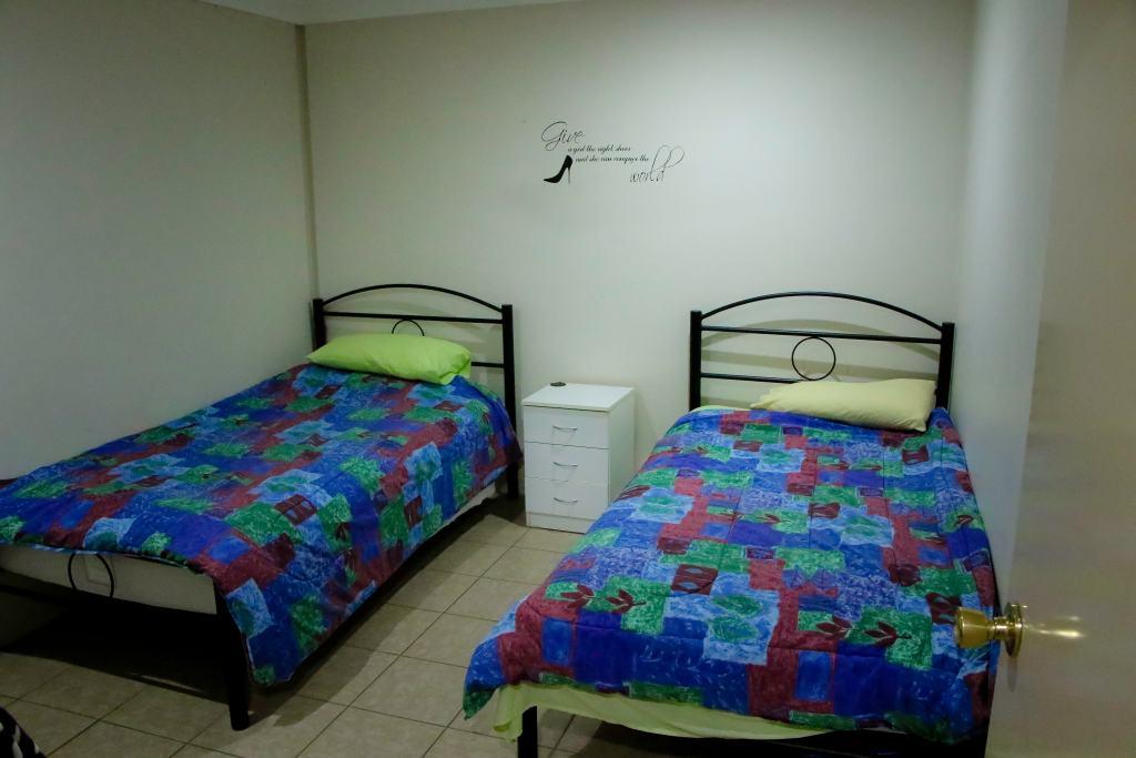 ladies sleeping room