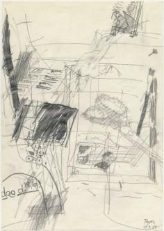 Lars Pryds: Opbrud # 8, 1987.