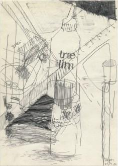 Lars Pryds: Opbrud # 10, 1987.