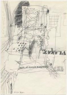 Lars Pryds: Opbrud # 15, 1987.