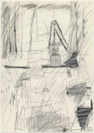 Lars Pryds: Opbrud # 20, 1987.