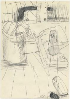 Lars Pryds: Opbrud # 21, 1987.