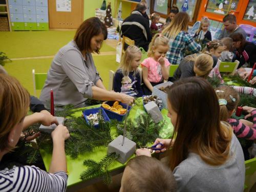 Przedszkole Radgoszcz - świąteczne zajęcia otwarte13