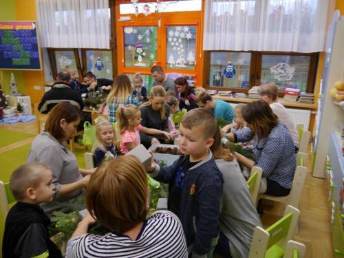 Przedszkole Radgoszcz - świąteczne zajęcia otwarte14