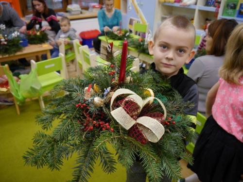 Przedszkole Radgoszcz - świąteczne zajęcia otwarte17