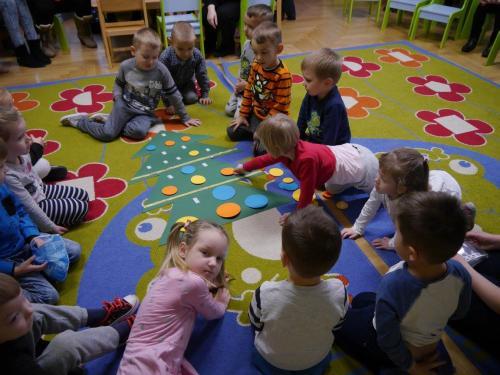 Przedszkole Radgoszcz - świąteczne zajęcia otwarte30