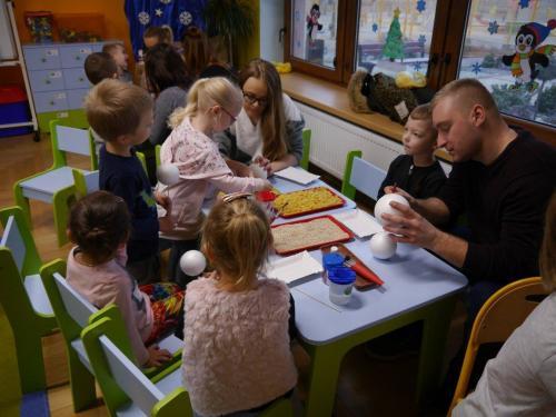Przedszkole Radgoszcz - świąteczne zajęcia otwarte39