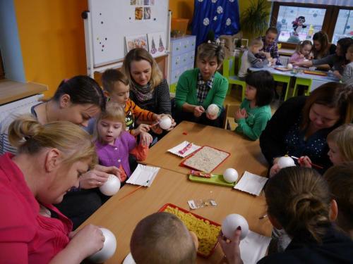 Przedszkole Radgoszcz - świąteczne zajęcia otwarte42