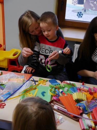 Przedszkole Radgoszcz - świąteczne zajęcia otwarte51