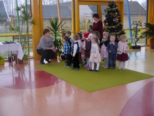 Przedszkole Radgoszcz - wizyta św. Mikołaja15