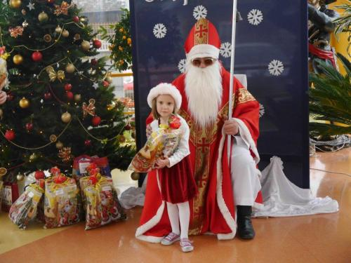 Przedszkole Radgoszcz - wizyta św. Mikołaja27