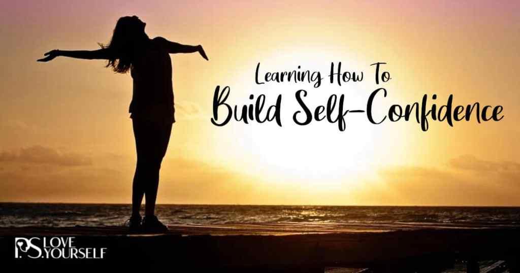 build self-confidence
