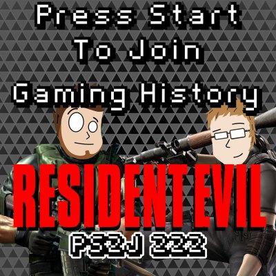 PS2J 222 History – Resident Evil