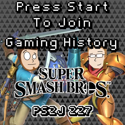 PS2J 227 History – Super Smash Bros