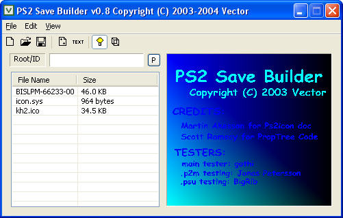 How to convert a Playstation 2 save in  PSV format to a