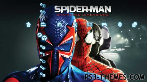 "PS3 Themes » Search results for ""spiderman"""