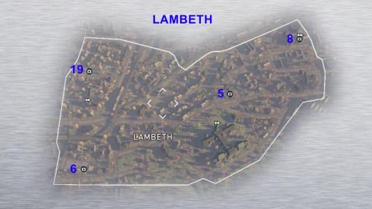 Lambeth Secrets of London