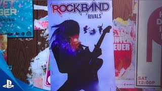 Rock Band Rivals – Launch Trailer PS4 – PS4Trophies Gaming