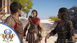 Assassin's Creed Odyssey Gameplay – Trouble in Paradise ...