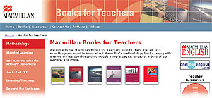 Teachers Books resources website