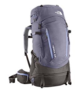 north face terra 55 backpack