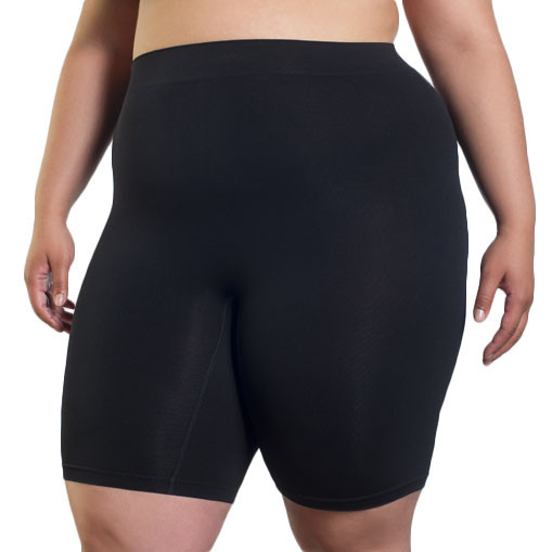 High Rise Anti-Chafing Panty Short by Thigh Society