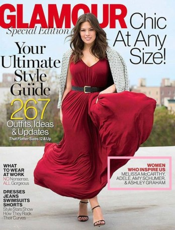 Glamour-Magazine plus-size blogs