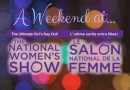 A Weekend at the 2017 National Women's Show in Montreal