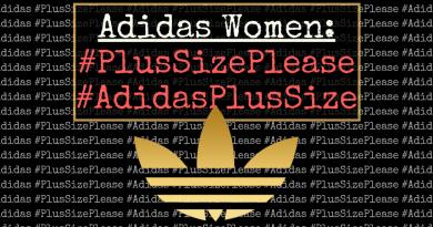Le déclin d'Adidas Woman <br><i>(Plaidoyer & dilemme taille plus)</i>