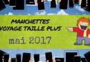 Manchettes voyage taille plus (mai 2017)