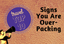Over-Packing in 10 Signs