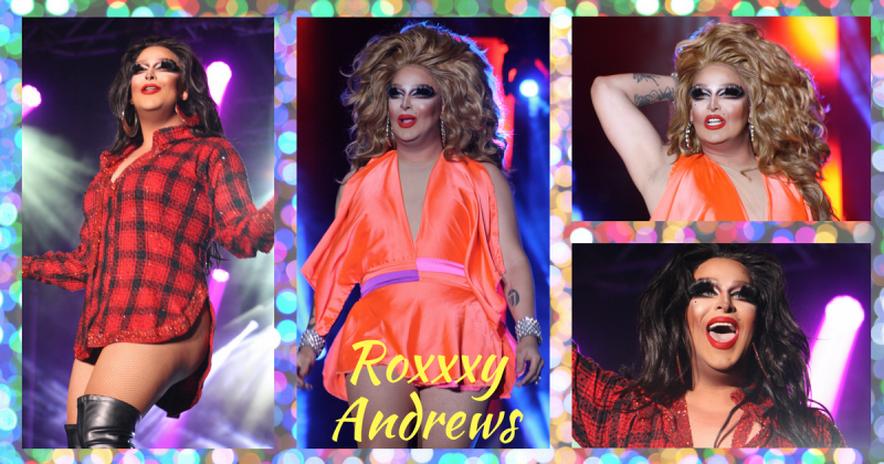 drag superstars montreal rupauls drag race roxxxy andrews