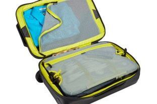 plus-size travel gift guide 2017 thule subterra carry-on