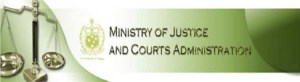 Ministry of Justice & Courts Administration