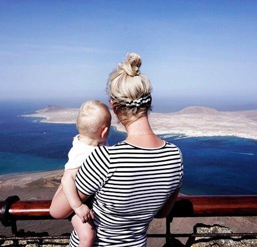vakantie met kind