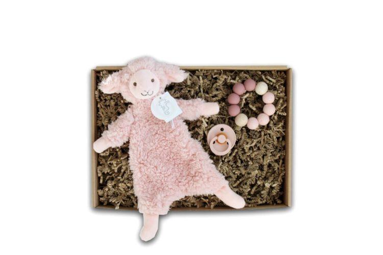 babyshower cadeau pakket