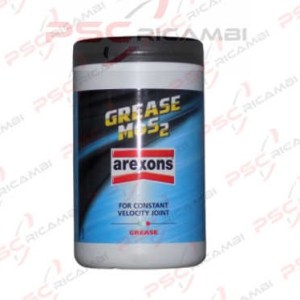 GRASSO LUBRIFICANTE 850g AREXONS GREASE MOS2