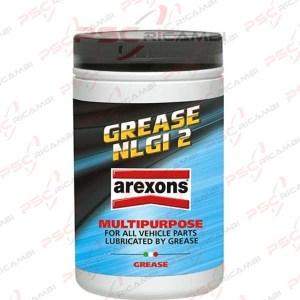 GRASSO MULTIUSO AL LITIO 850g AREXONS GREASE NLGI 2