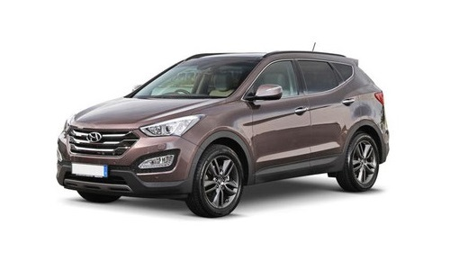 Hyundai Santa Fè dal 2012