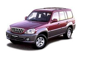 Hyundai TERRACAN DAL 2001