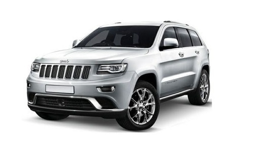 Jeep Grand Cherokee WK2 Restyling